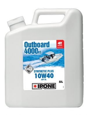IPONE OUTBOARD 4000 RS 10W-40
