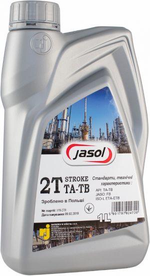 JASOL 2T Stroke Oil TA/TB (Mixol)