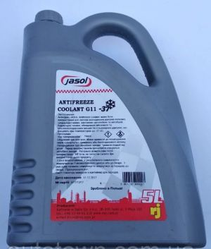 Jasol Antifreeze Coolant -37 C G11