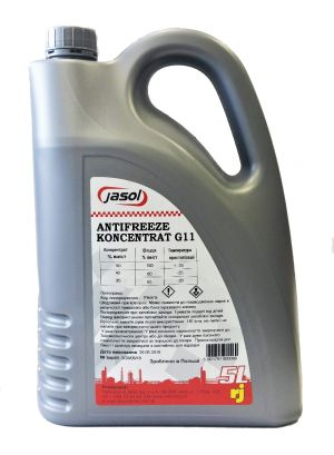 Jasol Antifreeze Koncentrat G11