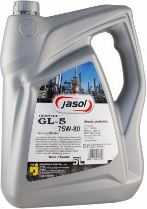 Jasol Gear Oil GL-5 75W-80