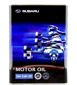 Subaru Motor Oil 5W-30 SM