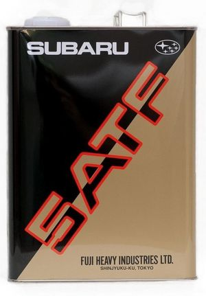 Subaru ATF 5