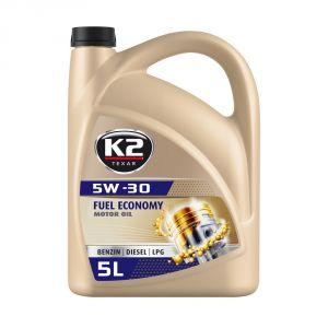 K2 TEXAR FUEL ECONOMY 5W-30