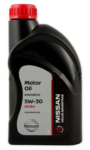 Nissan Motor Oil Value Advantage 5W-30