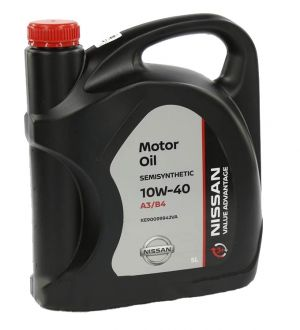Nissan Motor Oil Value Advantage 10W-40