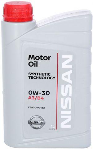 Nissan Motor Oil 0W-30