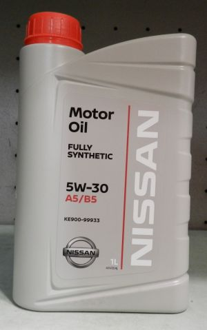 Nissan Motor Oil 5W-30 A5/B5