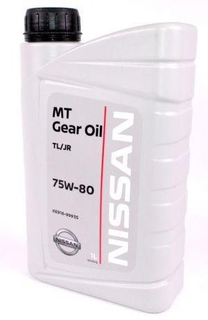 Nissan MT Gear OIl TL/JR Type 75W-80