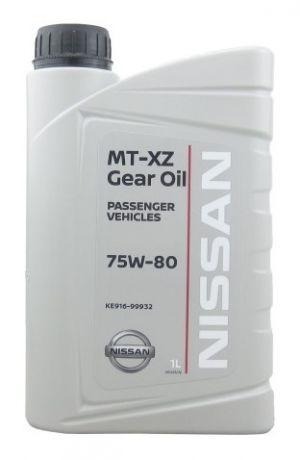 Nissan MT-XZ Gear Oil 75W-80