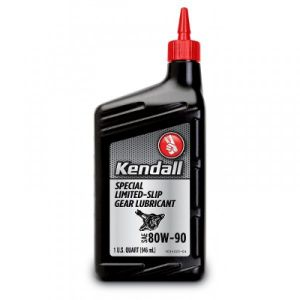 Kendall Special Limited-Slip Gear Lubricant SAE 80W-90