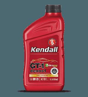 KENDALL GT-1 Dexos1 Gen2 0W20