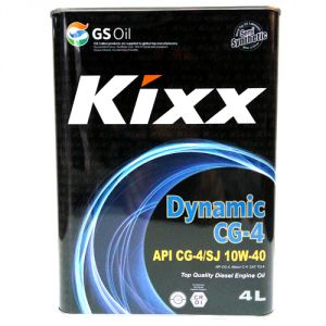 KIXX DYNAMIC CG-4 10W-40