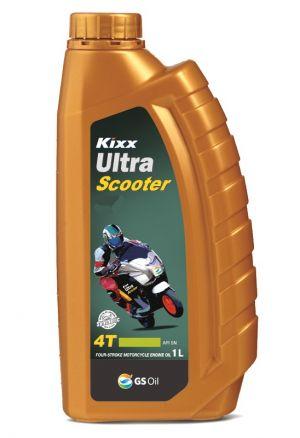 КІХХ ULTRA 4T Scooter 15W-40