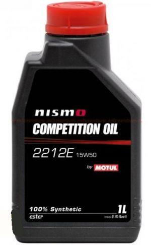 Nismo Competition Oil Type 2212E 15W-50