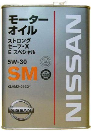 Nissan Strong Save X E Special 5W-30 SM