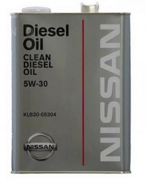 Nissan Clean Diesel Oil 5W-30 DL-1