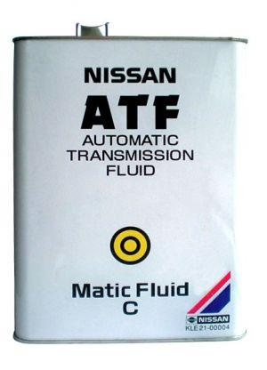 Nissan ATF Matic C