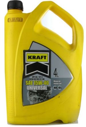 Kraft Universal 15W-40