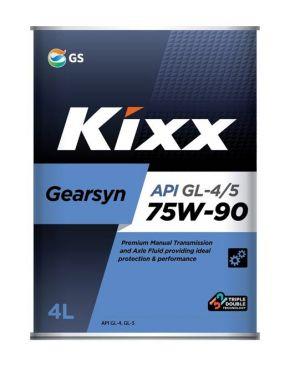 КІХХ GEARSYN 75W-90 GL-4/GL-5