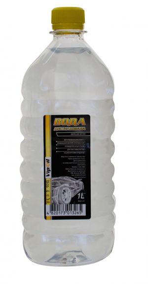 Дистиллированная вода VipOil