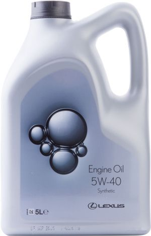 Lexus Engine Oil 5W-40