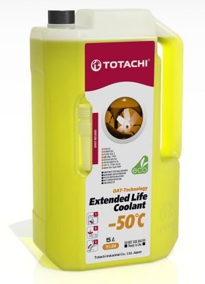 Totachi Extended Life Coolant -50 C