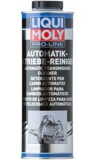 Промывка масляной системы АКПП Liqui Moly Automatik Getriebe-Reiniger
