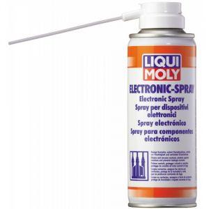 Очиститель - смазка для клемм и контактов Liqui Moly Electronic-Spray