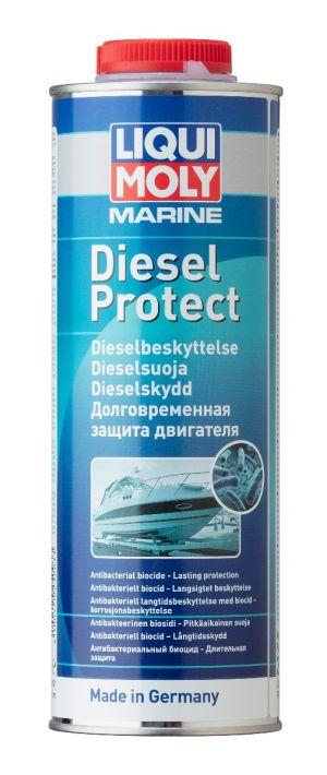 Присадка для защиты дизельных топливных систем водной техники Liqui Moly Marine Diesel Protect