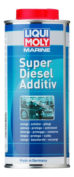 Присадка супер-дизель Liqui Moly Marine Super Diesel Additive