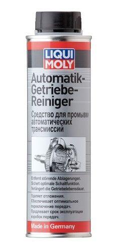Промывка автоматической коробки Liqui Moly Automatik Getriebe-Reiniger