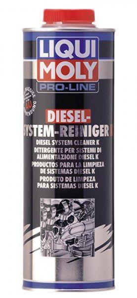 Присадка в дизтопливо (очиститель системы впрыска) Liqui Moly Pro-line Diesel System Reinger