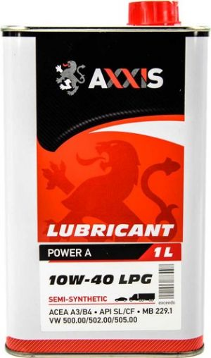 AXXIS LPG Power A 10W-40