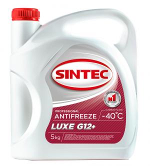 Sintec Antifreeze Luxe G12+ (-40C, красный)