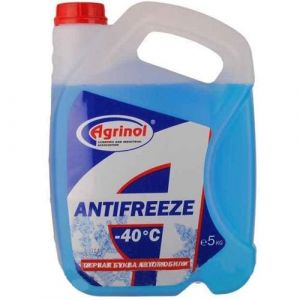 Agrinol Antifreeze (-40C, синий)