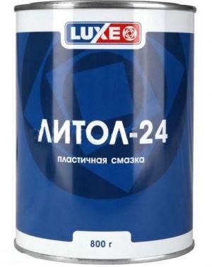 Многоцелевая смазка (литиевый загуститель) Luxe Литол-24