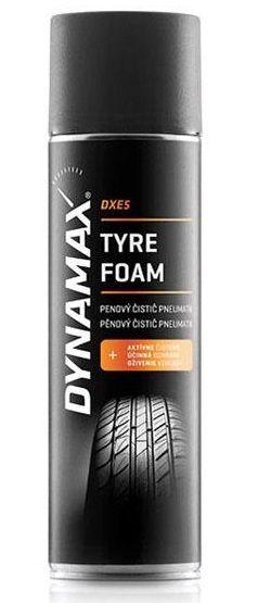 Очиститель для резины Dynamax Tyre Foam