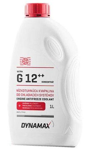 Dynamax Cool Ultra G12 ++ (-70C, красный)