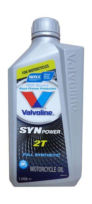VALVOLINE SynPower 2T