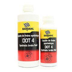 Bardahl Brake Fluid DOT 4