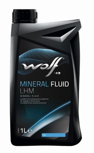 Wolf Mineral Fluid LHM