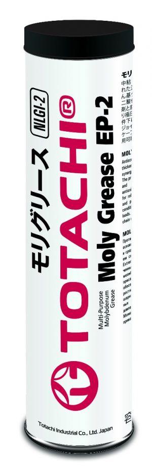 Многоцелевая смазка (литиевый загуститель и молибден) Totachi Moly Grease EP-2