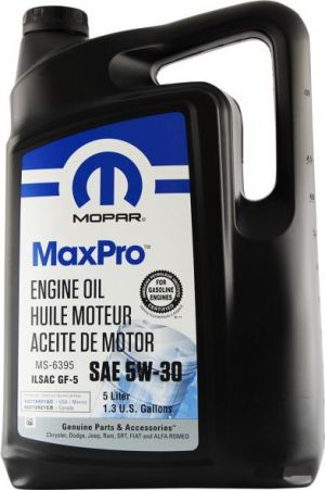 Mopar MaxPro 5W-30