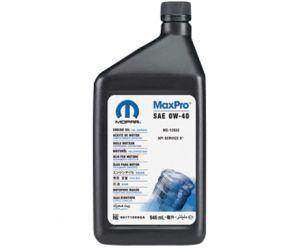 Mopar Engine Oil SAE 0W-40