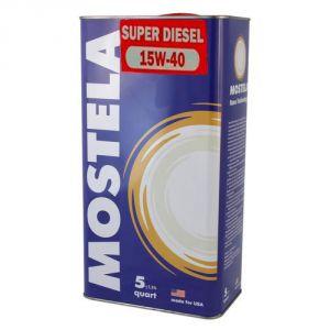 Mostela Super Diesel CF-4 / SG 15W-40