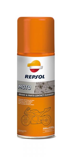 Repsol MOTO BRAKE/PARTS CONTACT CLEANER