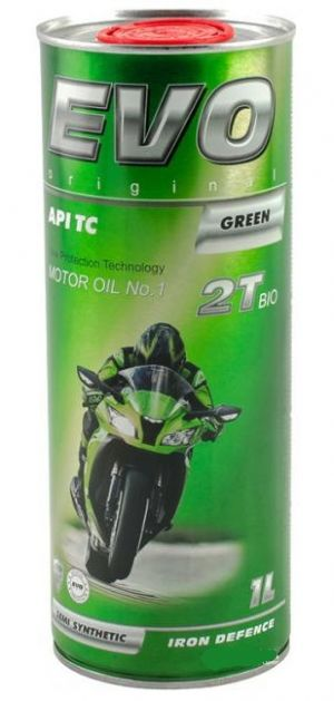 EVO Moto 2T BIO (Green)