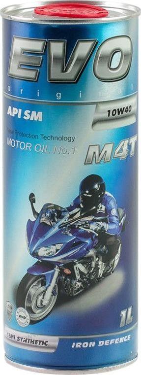 EVO Moto 4T 10W-40