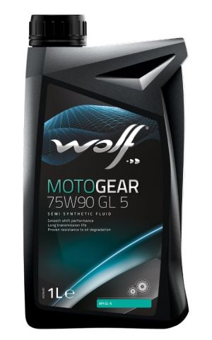 Wolf Motogear 75W-90 GL-5